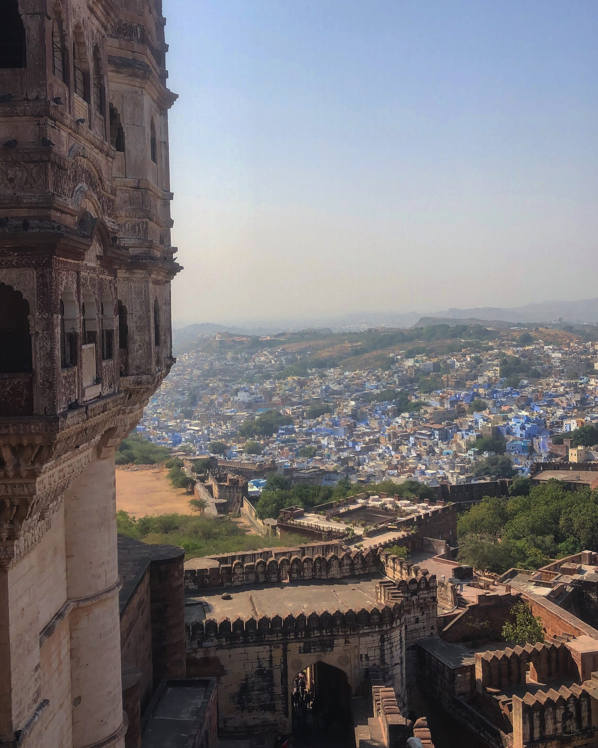 India – Week 8: An introduction to Rajasthan and a full experience of all the senses