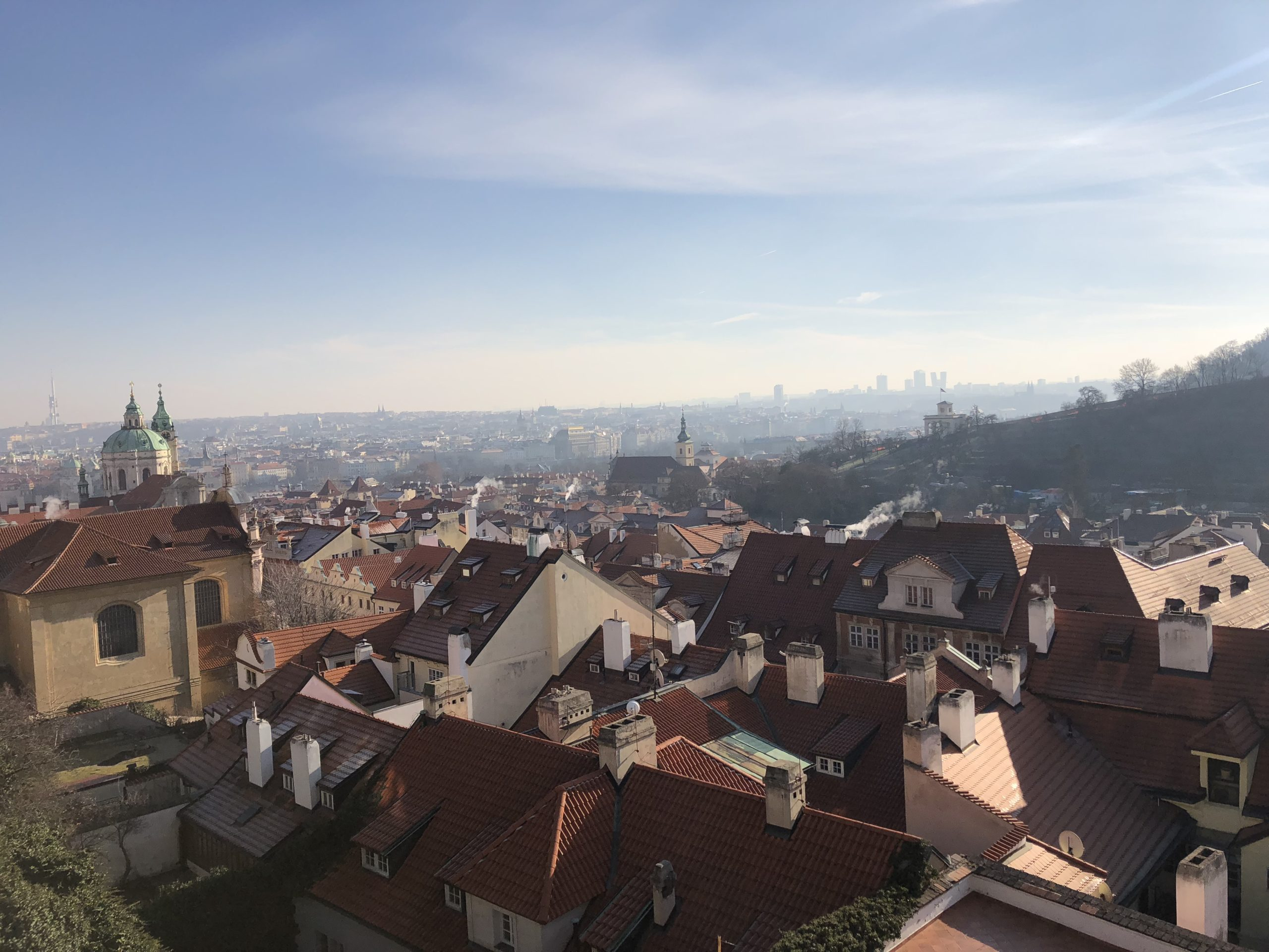An intro to Prague life