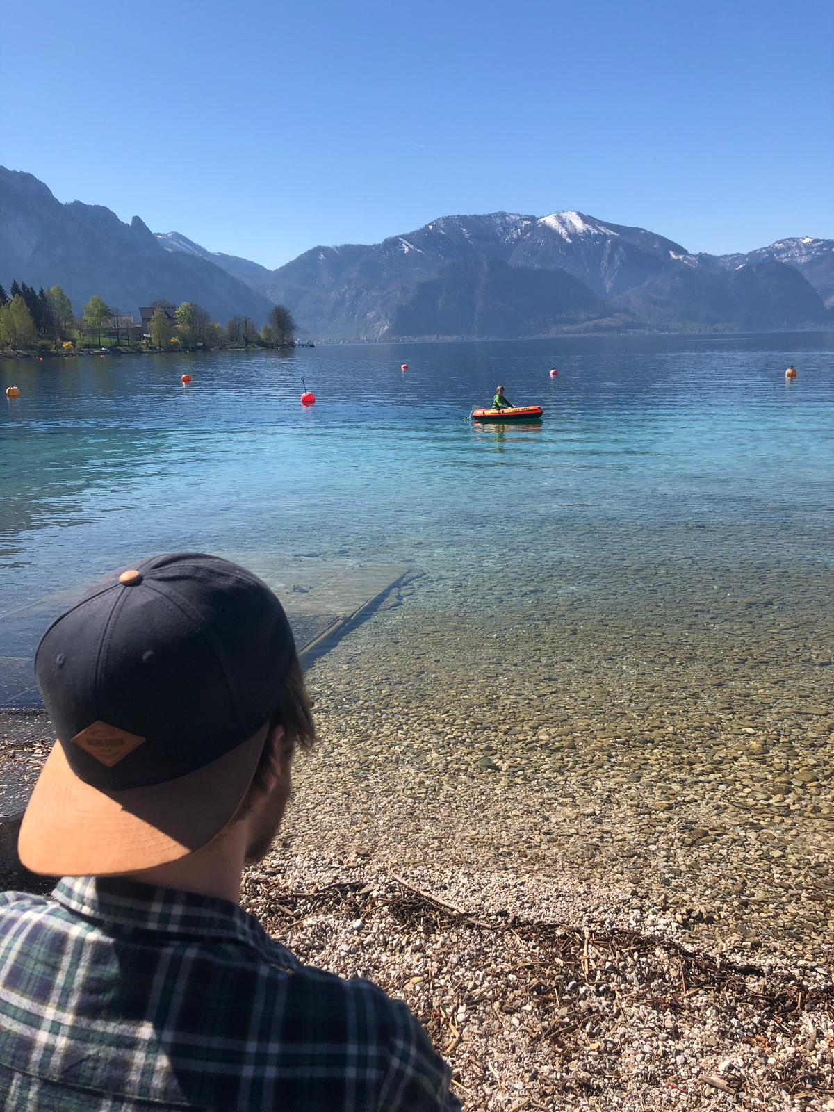 A weekend trip to Attersee